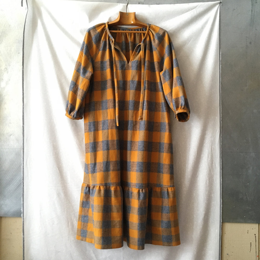 TWO ROSCOE DRESSES, A TRIED AND TRUE PATTERN FROM TRUE BIAS