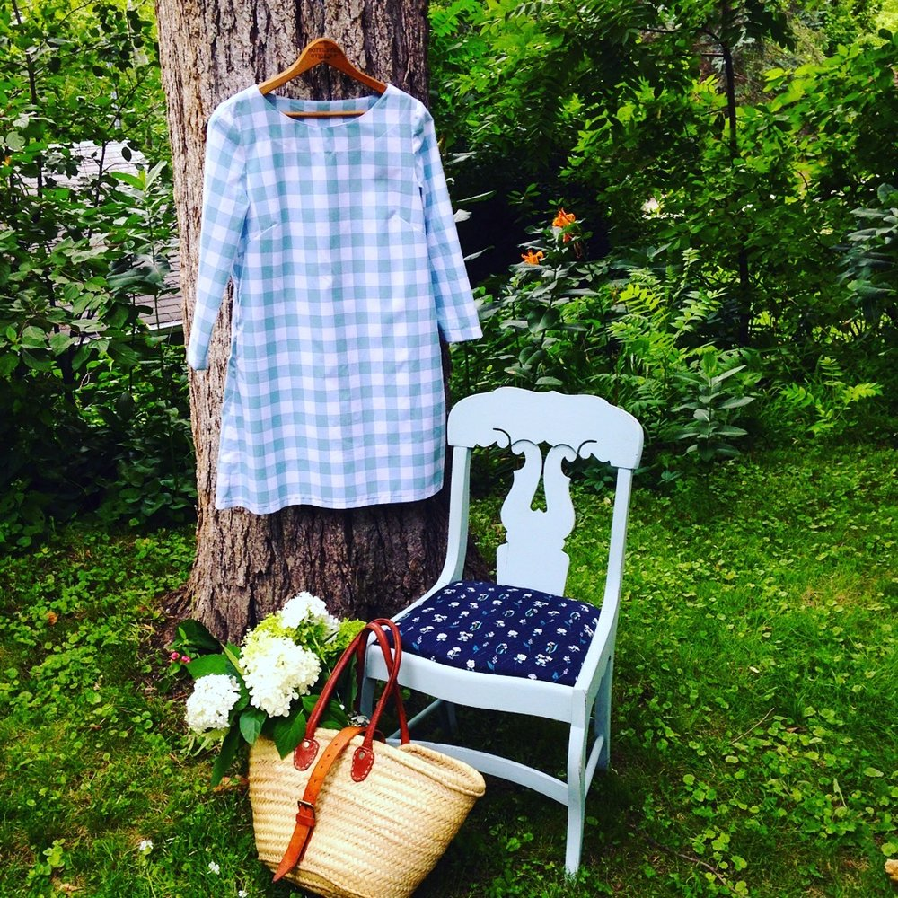 Sew a simple Shift Dress, 3 Tuesdays starting June 13 - Lakes Makerie - Minneapolis, MN