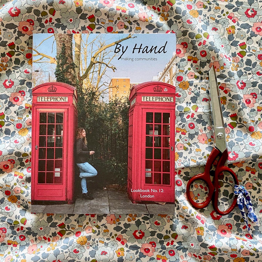 By Hand Serial Magazine, No. 12/London