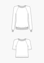 Grainline Studio, Linden Sweatshirt Pattern - Lakes Makerie - Minneapolis, MN