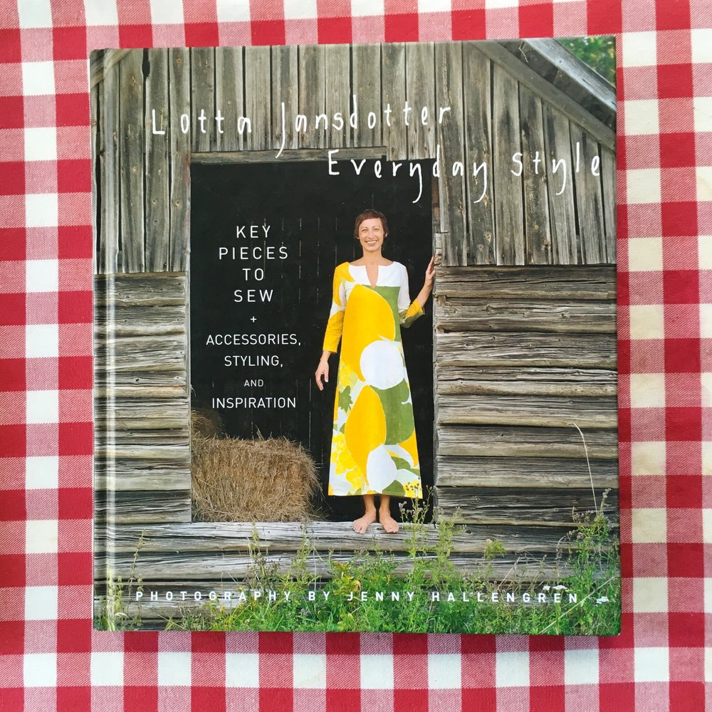 Everyday Style Book- Lotta Jansdotter - Lakes Makerie - Minneapolis, MN