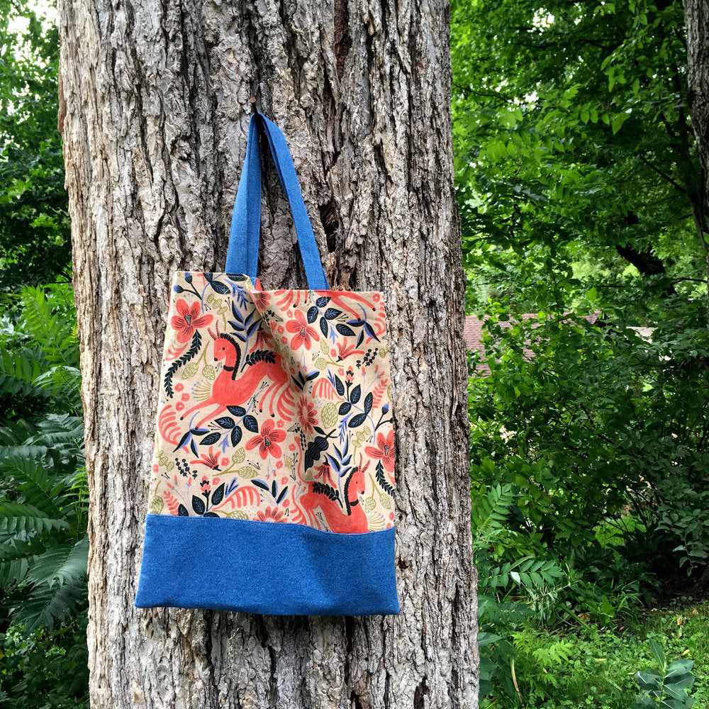 Sew the Isles tote bag - Lakes Makerie - Minneapolis, MN
