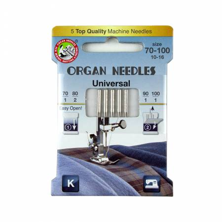 Sewing Machine Needles, Universal Oregon Needles (Japan) - Lakes Makerie - Minneapolis, MN