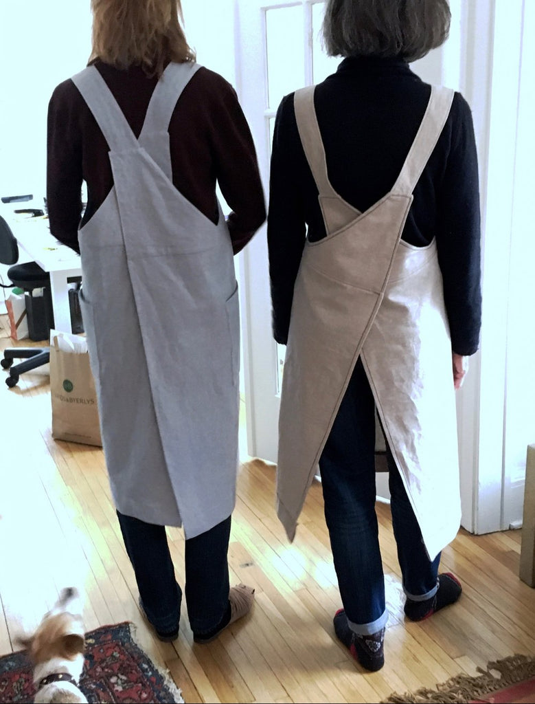 Harriet Wrap Apron, August 13,  1-5 PM - Lakes Makerie - Minneapolis, MN
