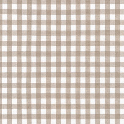 Modern Yarn-dyed gingham, multiple colorways, 1/2 yard