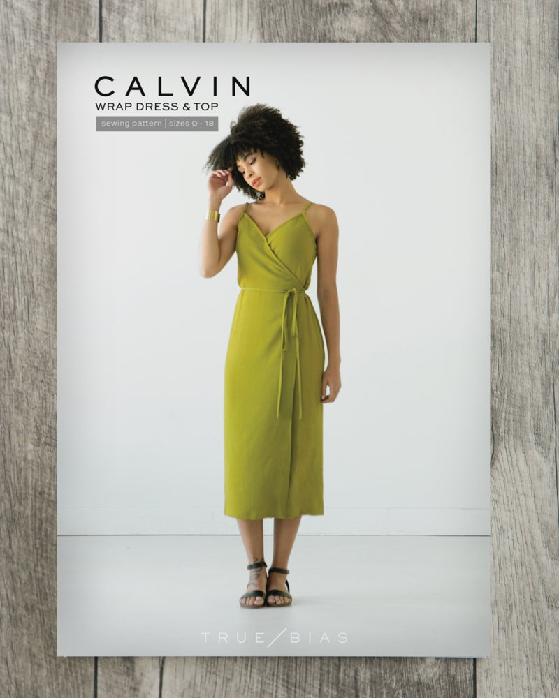 True Bias Calvin Dress/Top Pattern