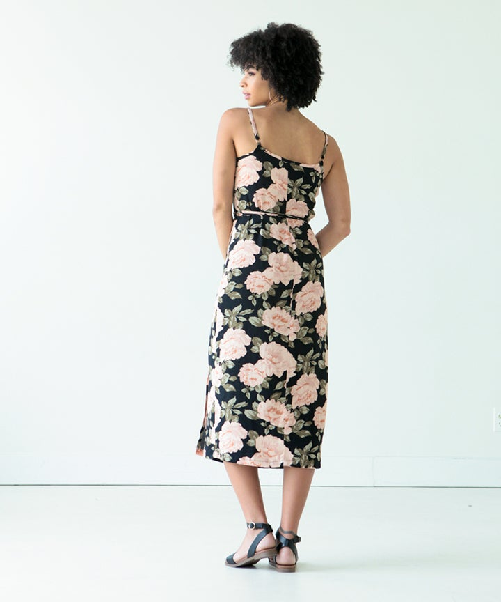 True Bias Calvin Dress/Top Pattern - Lakes Makerie - Minneapolis, MN