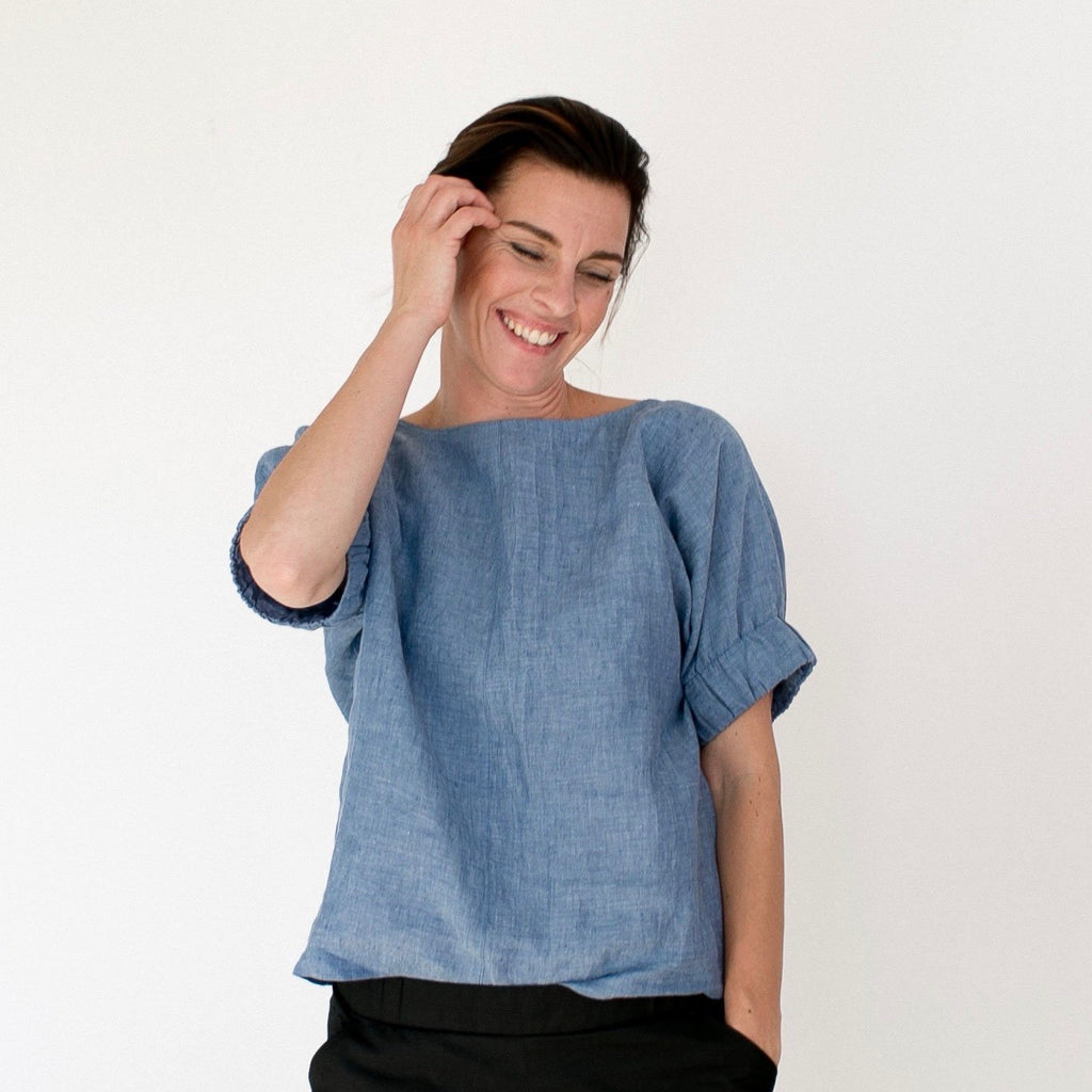 The Assembly Line, Cuff Top Pattern (sizes XS-L),  Sweden