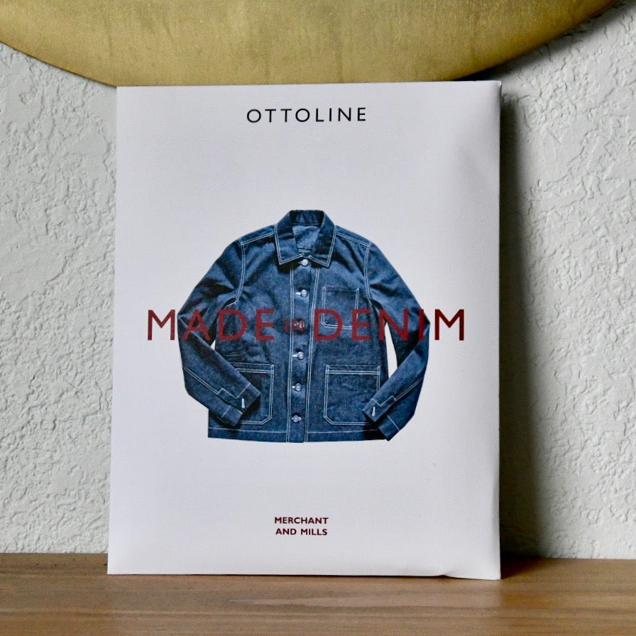 Merchant & Mills Ottoline Jacket Sewing Pattern - Lakes Makerie - Minneapolis, MN