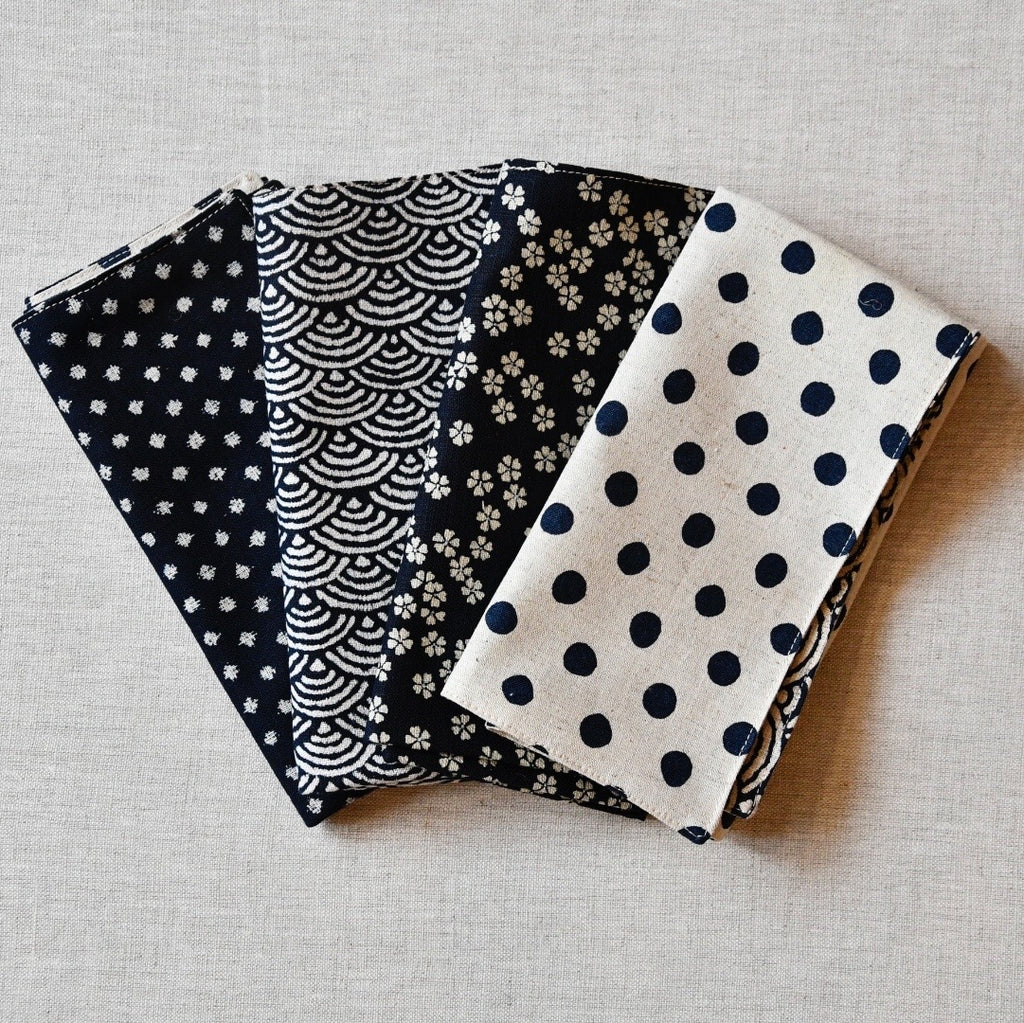 Simple Sewing: Reversible Monogrammed Napkins (Beginner Friendly) - Lakes Makerie - Minneapolis, MN