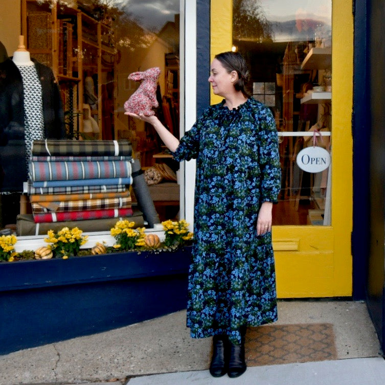 Friday Pattern co., the Wilder Gown - Lakes Makerie - Minneapolis, MN