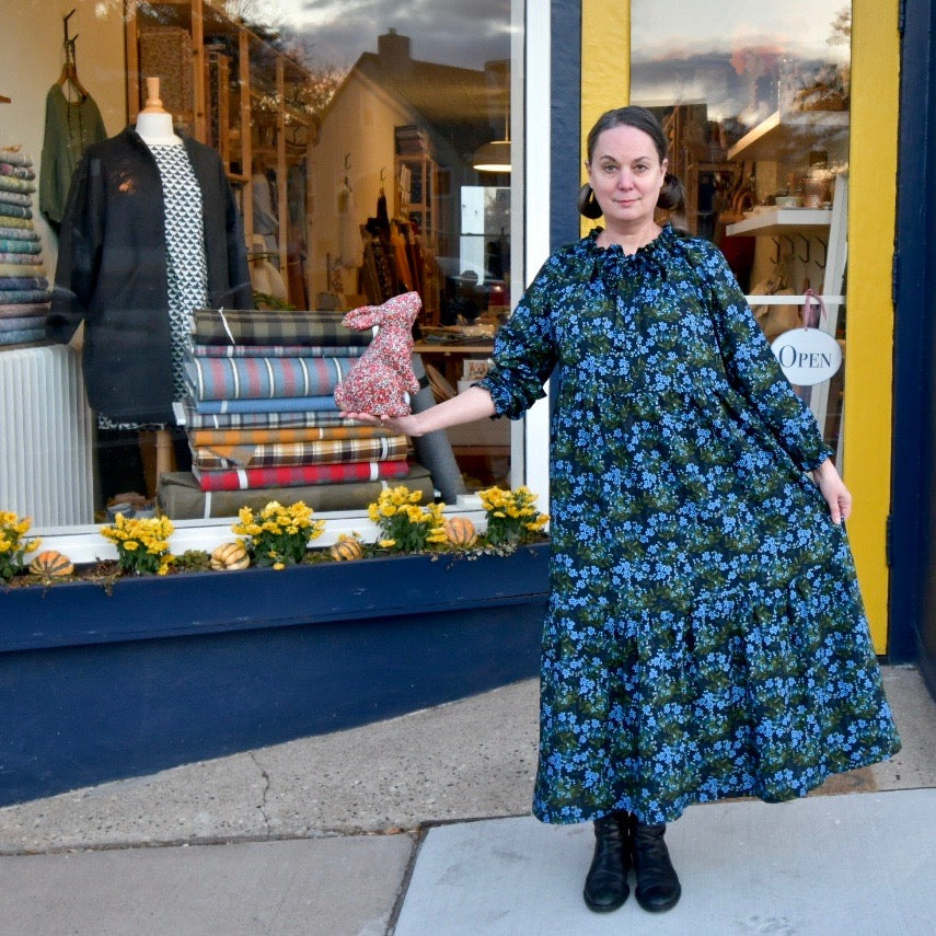Sew the Wilder Dress or Tunic - Lakes Makerie - Minneapolis, MN