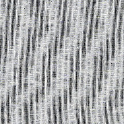 Essex Yarn Dyed Homespun Linen Cotton Fabric 1/2 yard, Multiple Colorways - Lakes Makerie - Minneapolis, MN
