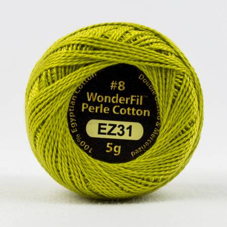 Eleganza #8 Perle Cotton, multiple colorways