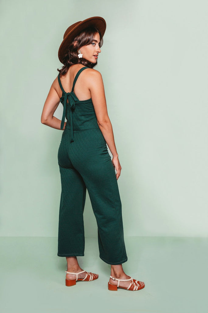 Friday Pattern Co., the Joni Jumpsuit sewing pattern - Lakes Makerie - Minneapolis, MN