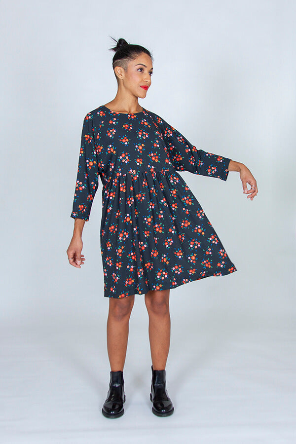 IAM Patterns, Casiopée Dress Sewing Pattern