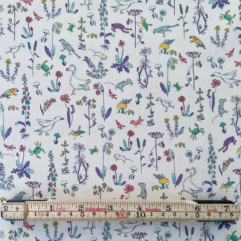 Liberty Tana Lawn Cotton Fabric, Theo, 1/2 yard - Lakes Makerie - Minneapolis, MN