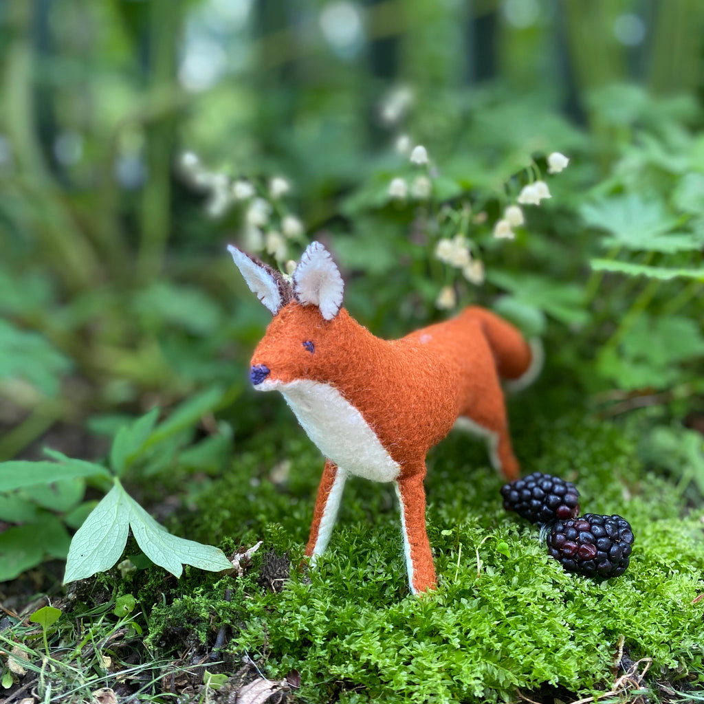 Felt Fox Kit, DelilahIris Designs