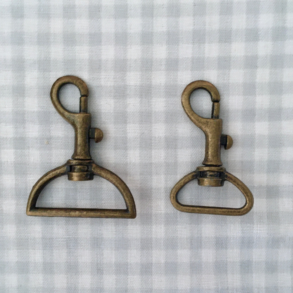 Hardware, Swivel Snap Hooks - Lakes Makerie - Minneapolis, MN