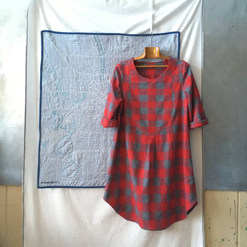 Merchant & Mills, The Dress Shirt Dress Sewing Pattern