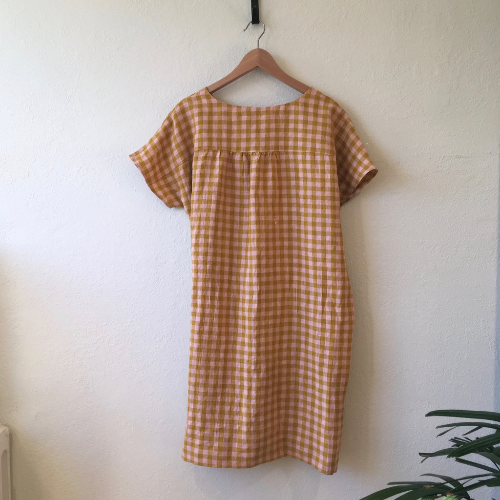 Wiksten Shift Top or Dress Sewing Pattern - Lakes Makerie - Minneapolis, MN