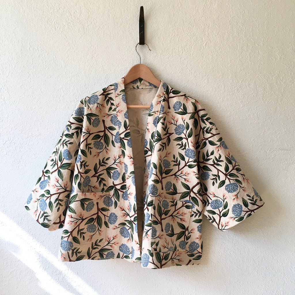 Papercut, Kochi Jacket Pattern - Lakes Makerie - Minneapolis, MN