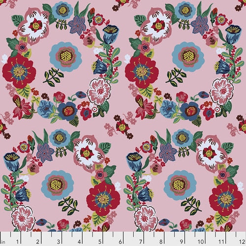 Sunday in the Country, Crown- Lucy, 1/2 yard