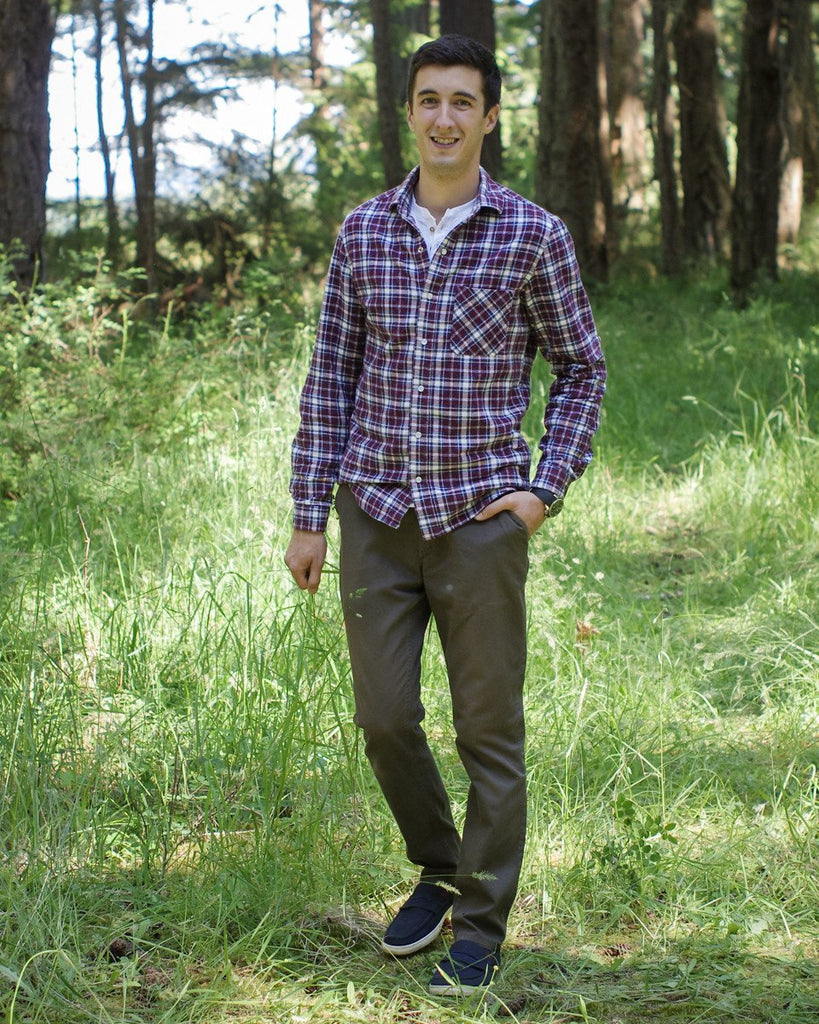 Thread Theory Men's Jedediah Pants Pattern - Lakes Makerie - Minneapolis, MN