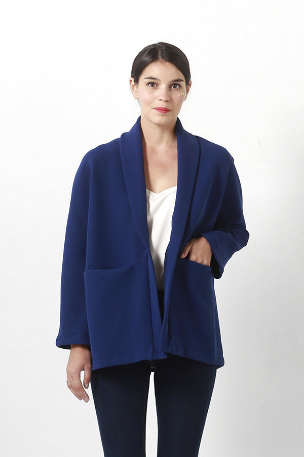 IAM Patterns, Artemis Jacket pattern for women - Lakes Makerie - Minneapolis, MN