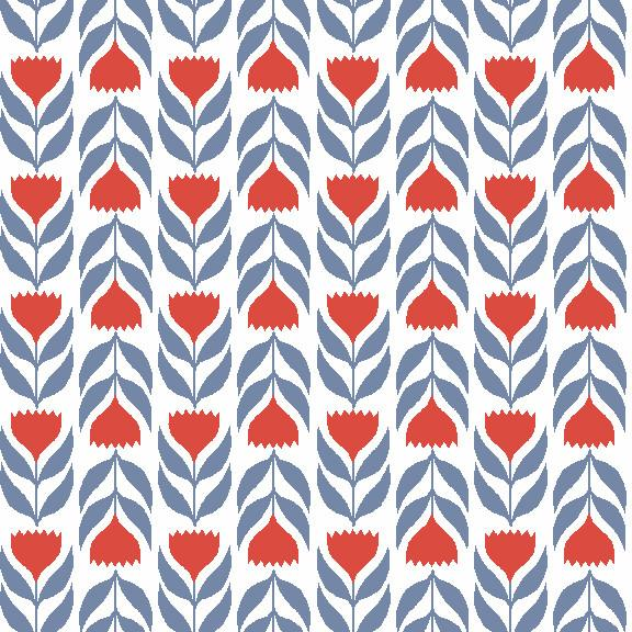 Monaluna Rosa Scandi Print Lawn Fabric, 1/2 yard - Lakes Makerie - Minneapolis, MN