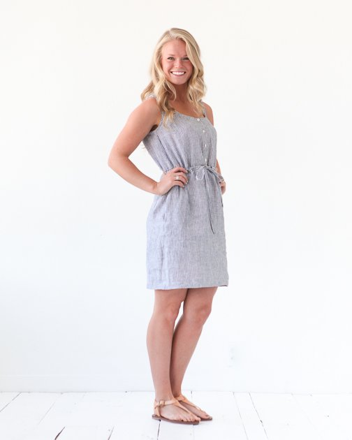 True Bias Southport Dress - Lakes Makerie - Minneapolis, MN