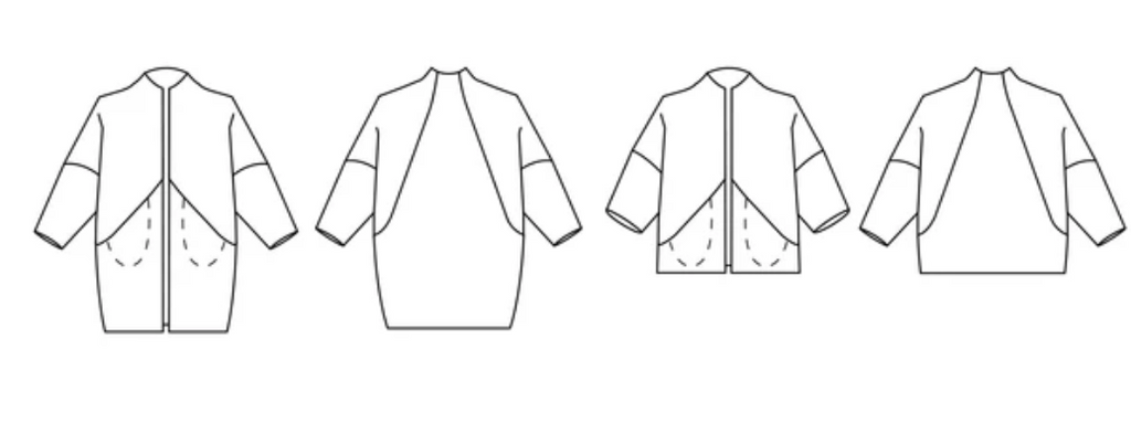 Papercut (Updated), Sapporo Coat Pattern