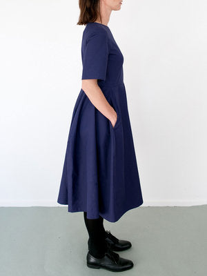 The Assembly Line, Tulip Dress Pattern,  Sweden - Lakes Makerie - Minneapolis, MN