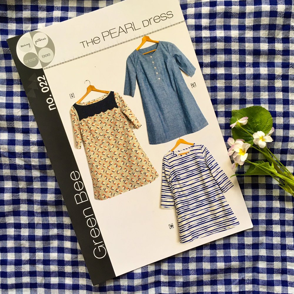 Pearl Dress Pattern - Lakes Makerie - Minneapolis, MN