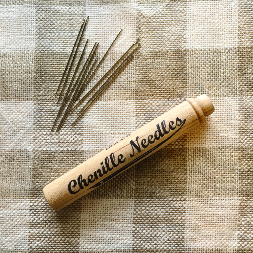 Merchant and Mills Chenille Needles - Lakes Makerie - Minneapolis, MN