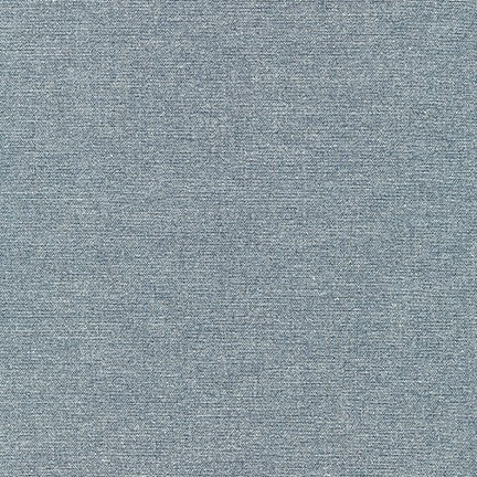 Gilded Denim, Silver, 1/2 yard - Lakes Makerie - Minneapolis, MN
