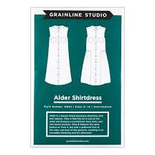 Grainline Studio Alder Shirtdress - Lakes Makerie - Minneapolis, MN