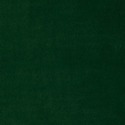 Lush velveteen, forest green, 1/2 yard - Lakes Makerie - Minneapolis, MN
