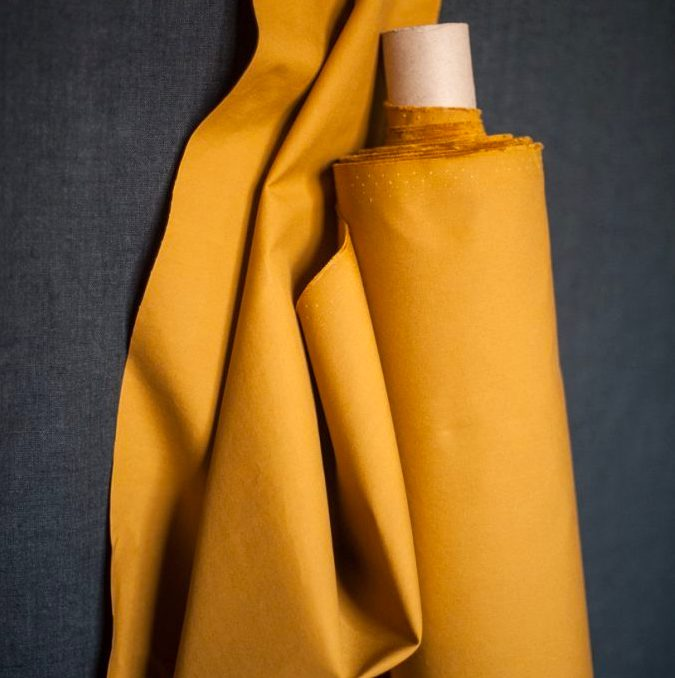 Dry British Oilskin, Cumin yellow, Merchant & Mills - Lakes Makerie - Minneapolis, MN