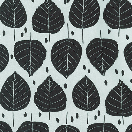 Quarry Trail, Silver, Linen/Cotton Fabric, 1/2 yard