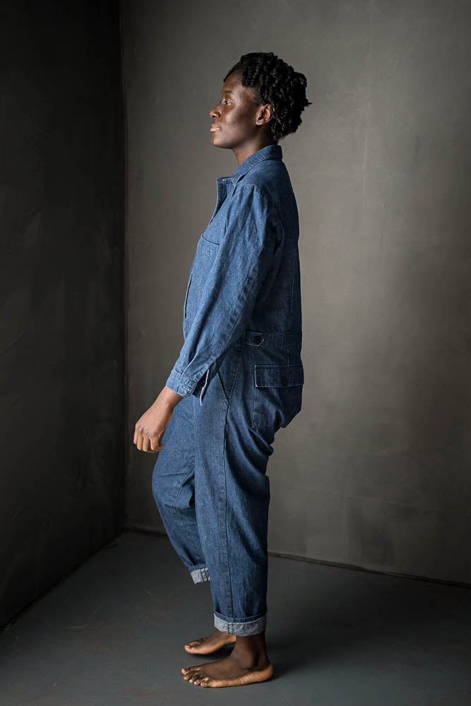 Merchant & Mills Thelma Boilersuit Pattern - Lakes Makerie - Minneapolis, MN
