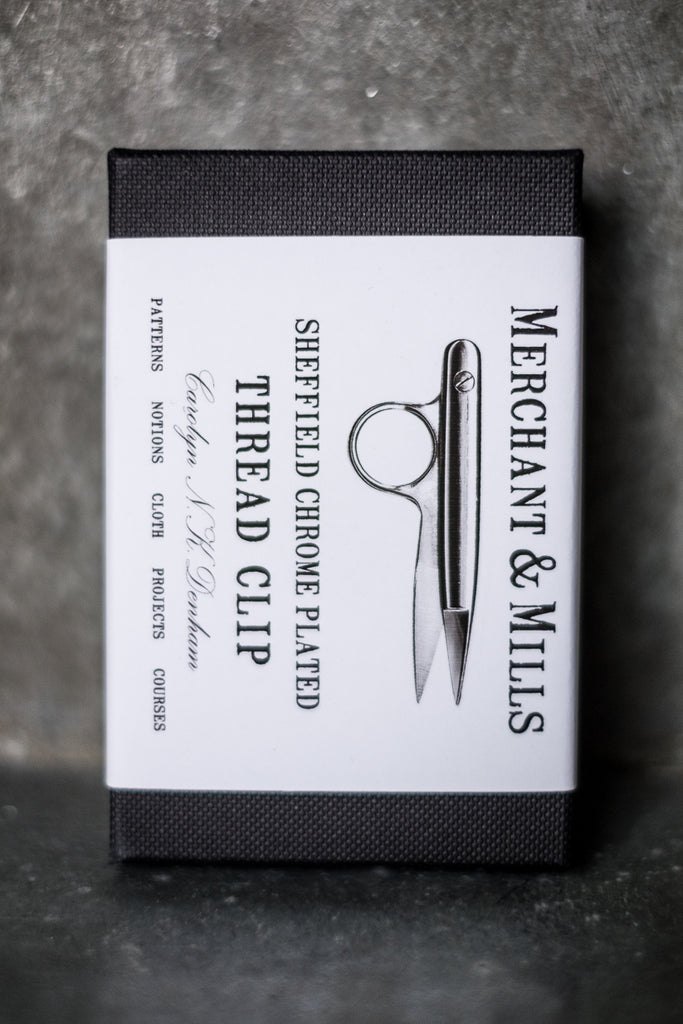 Merchant and Mills Thread Snips