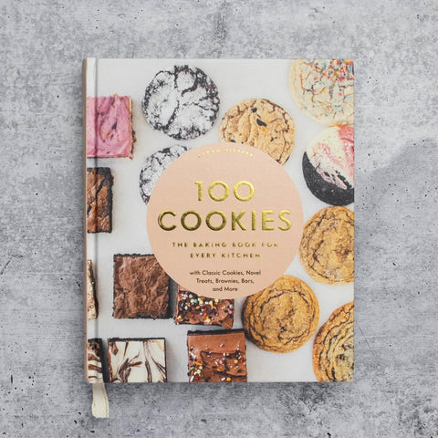100 Cookies by Sarah Kieffer