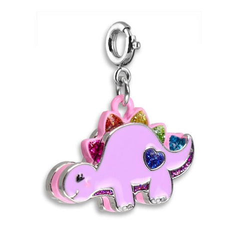 Charm It Rainbow Dinosaur