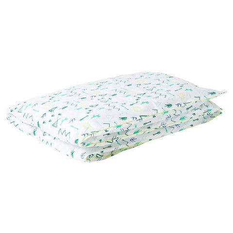 MeriMeri Twin Duvet Cover Organic Cotton Explorer