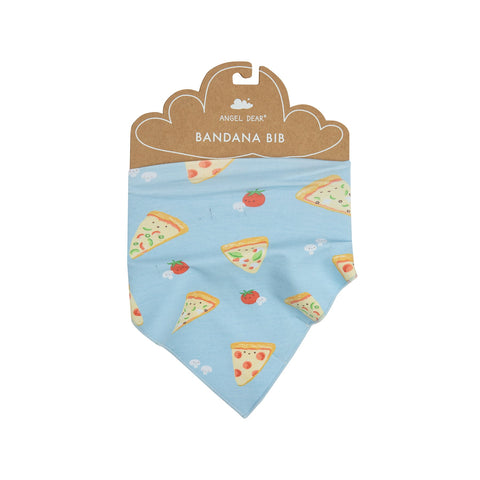 Angel Dear Pizza Bandana Bib