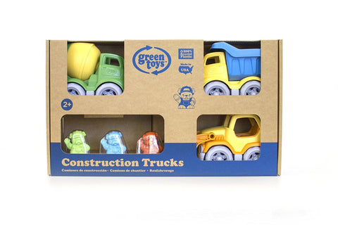 Green Toys Construction Vehicles