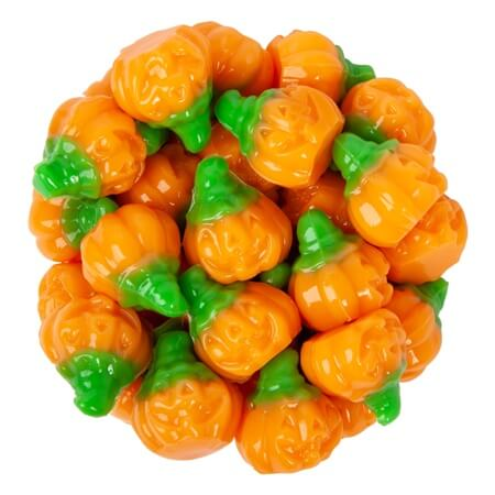 3D Gummy Pumpkins
