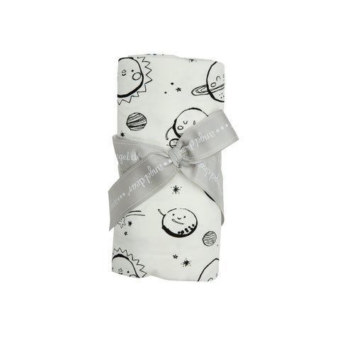Angel Dear Huggable Planets Swaddle Blanket