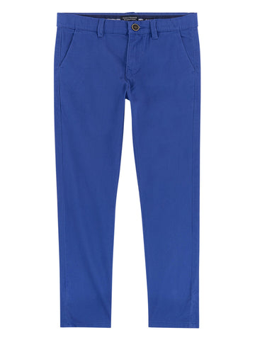 Mayoral Boys Basic Pants Bright Blue